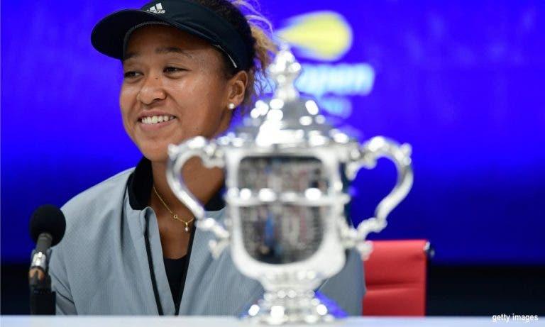 Campeã do US Open assinará contrato milionário com a Adidas
