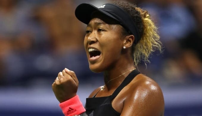 Naomi Osaka arrasa no regresso aos courts após conquista do US Open