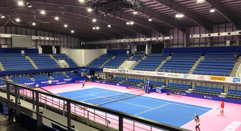 [FOTOS] Torneio de Tóquio não será no (habitual) Coliseu Ariake