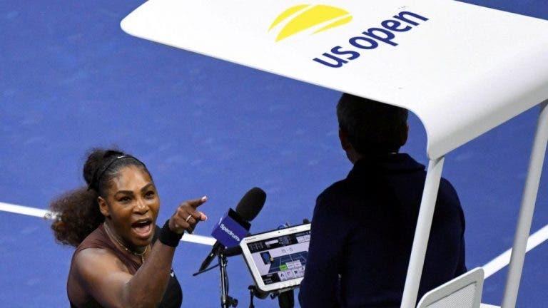 Ao lado de Ramos, árbitros ponderam boicotar encontros de Serena Williams