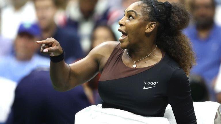 Serena sobre o caso com Carlos Ramos: «Não penso nisso, tento tornar-me numa autêntica bolha»