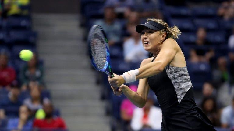 Temporada de 2019 poderá ser a última de Maria Sharapova