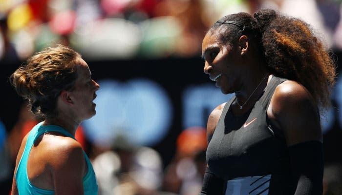 Strycova recebeu ameaças de morte após críticas ao comportamento de Serena no US Open