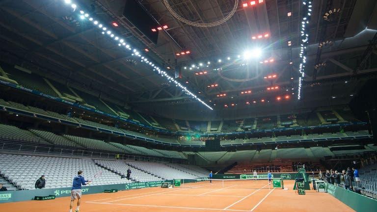 França surpreende e final da Taça Davis vai ser jogada… em terra batida