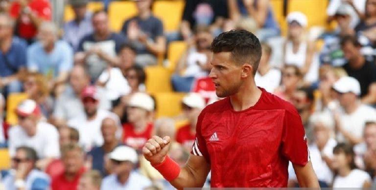 Thiem junta-se a Nadal: «Gosto do novo formato e da nova Taça Davis»