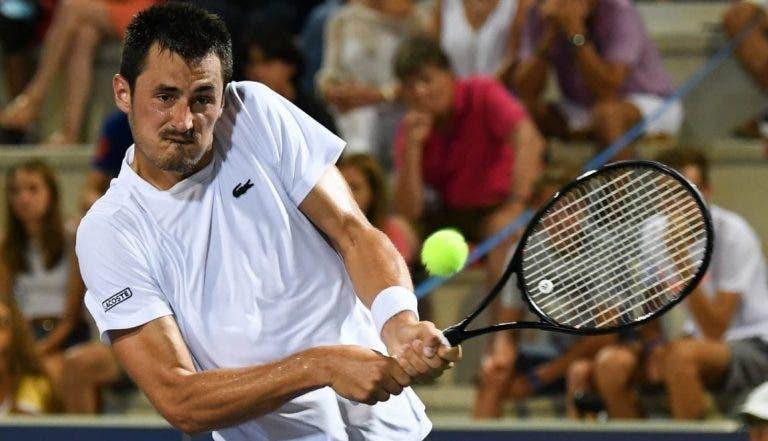 Primeira edição do Rafa Nadal Open foi vencida… por Bernard Tomic