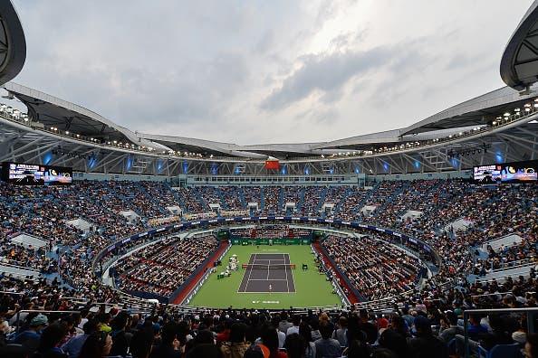 Court de Xangai está mais lento mas é o mais rápido de 2018