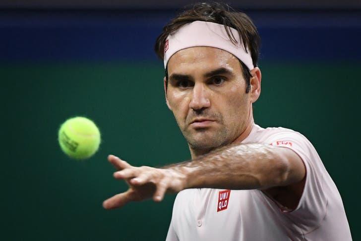 Federer em terra batida e no Masters 1000 de Paris? Federer já sabe quando toma a decisão