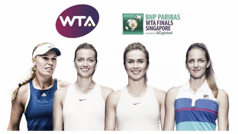 WTA Finals: quem poderá ver neste primeiro dia