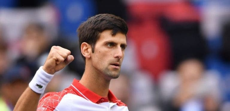 Djokovic joga muito, não dá chances a Coric e conquista Xangai pela 4.ª vez