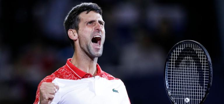 Novak Djokovic revela quem são os seus três grandes ídolos