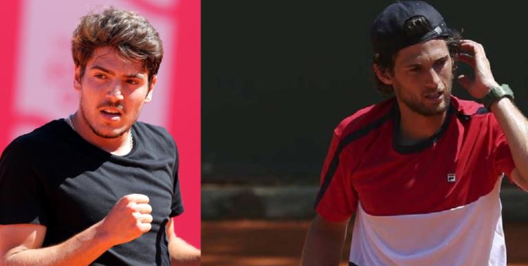 Sorteio dita encontro cem por cento português na primeira ronda em Buenos Aires