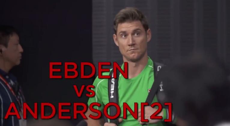 Ebden revela gesto de desportivismo fantástico de Anderson