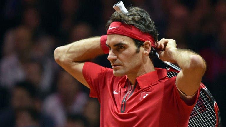 Diretor do Masters de Paris pede regresso de Federer: «Os courts estão rápidos!»