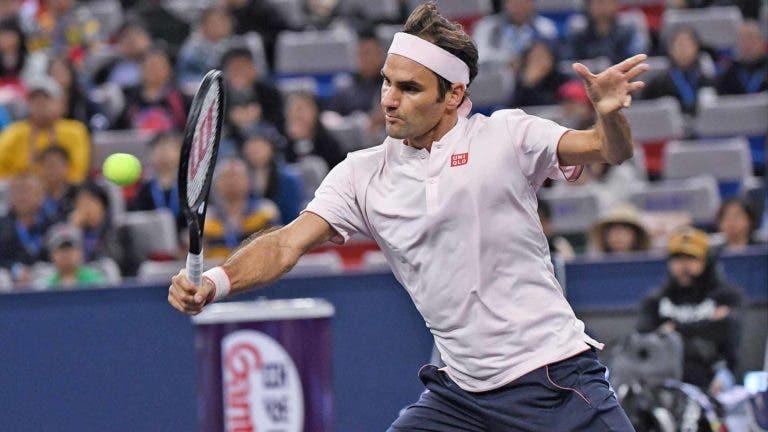 Federer: «Não fico desiludido se não conseguir vencer o meu 21.º Grand Slam»