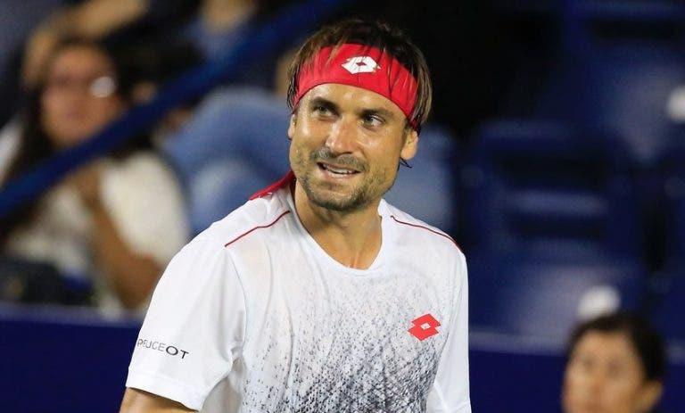 Ferrer: «Gostava de ter vencido um Grand Slam mas não fico magoado porque dei tudo o que tinha »