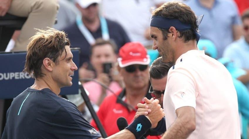 Ferrer: «Federer não precisa de treinar tanto quanto os outros»