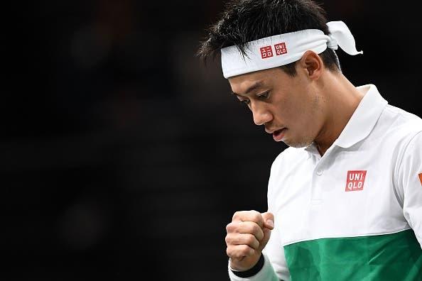 Nishikori ambicioso: «O meu objetivo para 2019 é ganhar Grand Slams e Masters 1000»
