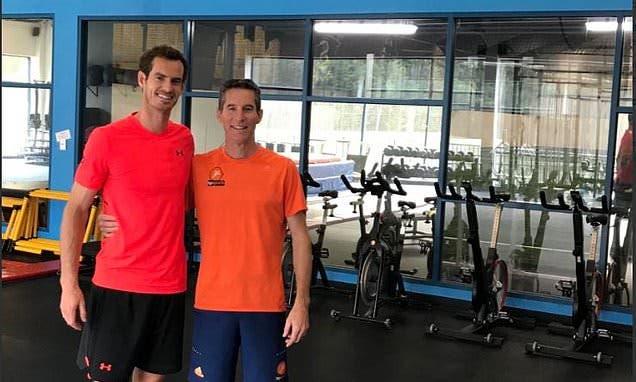Bill Knowles: O homem em quem Andy Murray confia para regressar ao melhor nível