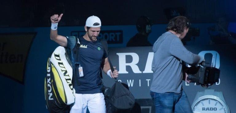 Jurgen Melzer adoece e desiste do seu último torneio de singulares da carreira
