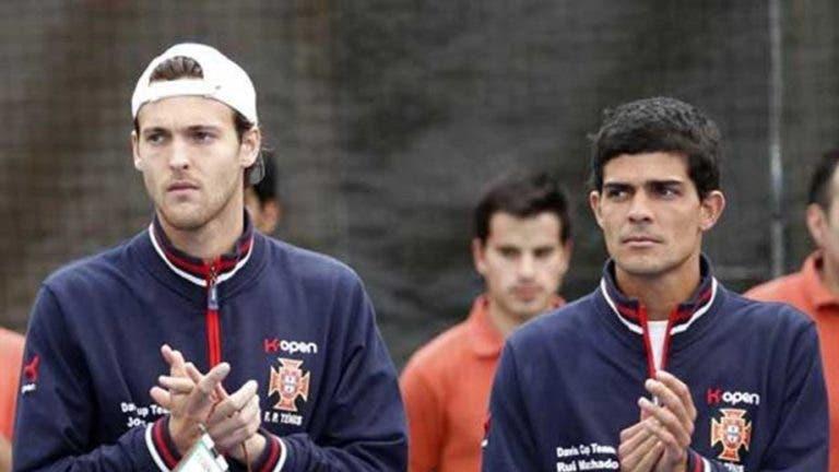 Rui Machado: «Esta equipa da Davis merece o Grupo Mundial»
