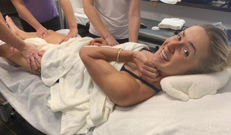 Svitolina: «Não foi fácil ouvir críticas sobre o meu corpo»