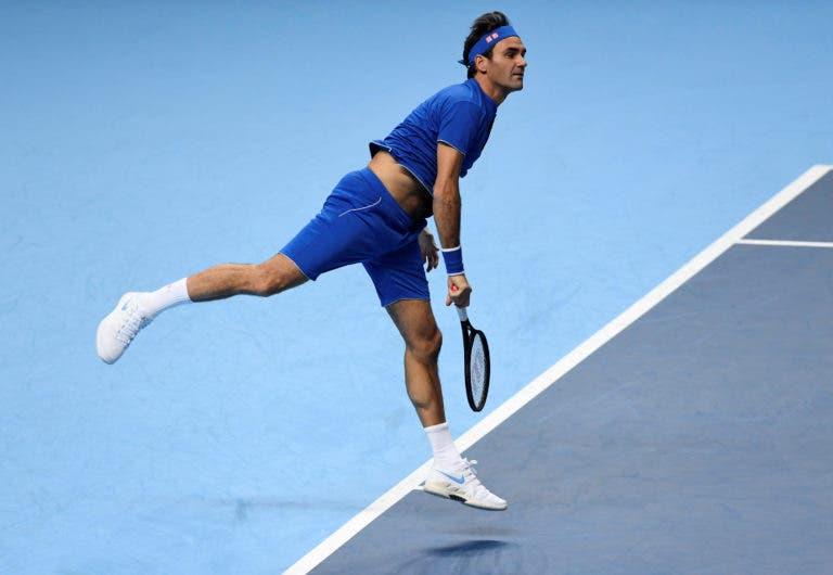 Thiem: «Quando o Federer está bem com o serviço morres para encontrar uma opção, ficas louco a jogar com ele»