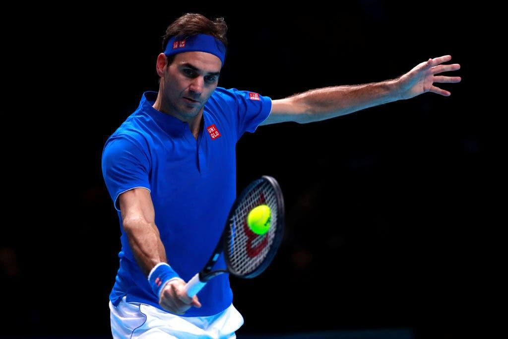 Federer avisa: «Sinto-me bem, ainda tenho energia dentro do tanque»