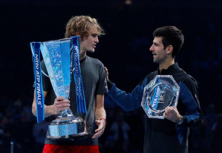 ATP Finals perderam quase 10 mil espectadores entre 2017 e 2018