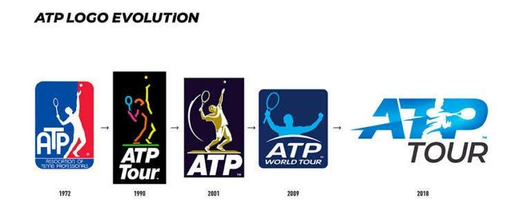ATP anuncia novo logótipo para 2019