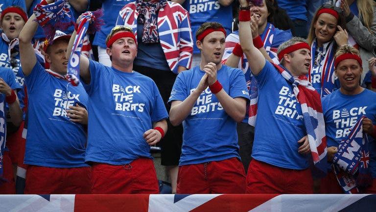 Adeptos britânicos organizam campanha contra a nova Taça Davis