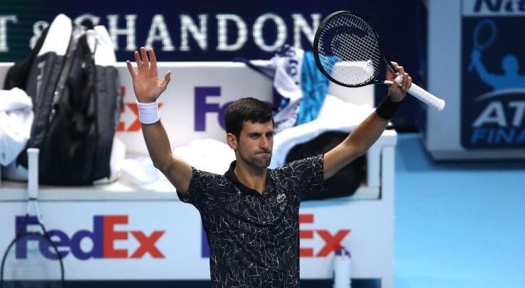 Novak Djokovic: «Zverev não merecia ser apupado»