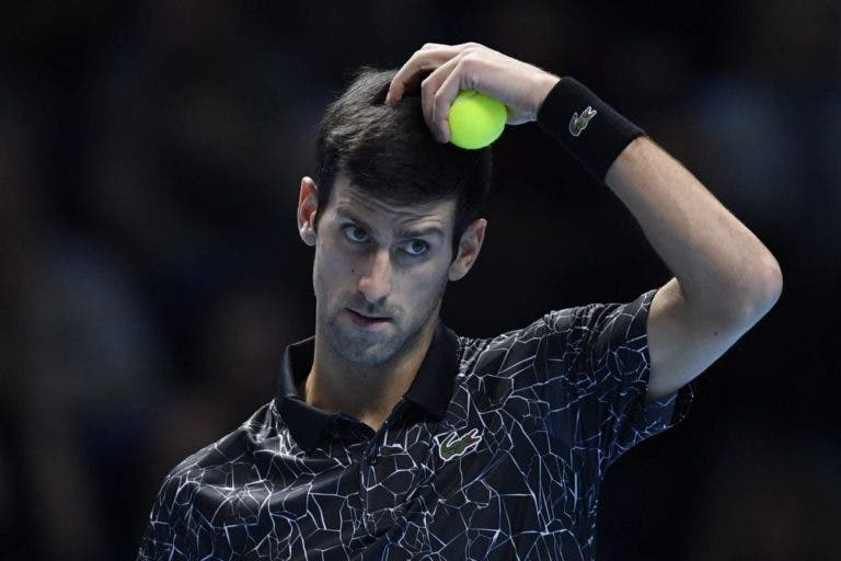 Djokovic quer boicotar regra dos Jogos Olímpicos