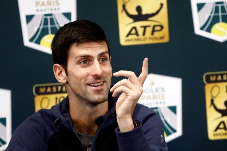 Djokovic regressa ao número 1: «Estou muito orgulhoso. Há cinco meses era altamente improvável»