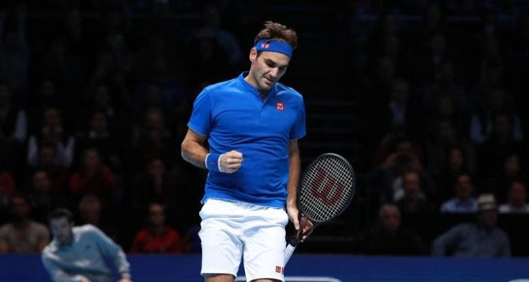 Federer: «Vou continuar a respirar se não ganhar o 100.º título»