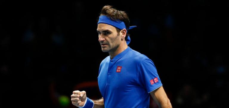 Federer: «Talvez em jogue melhor quando estou encostado à parede»