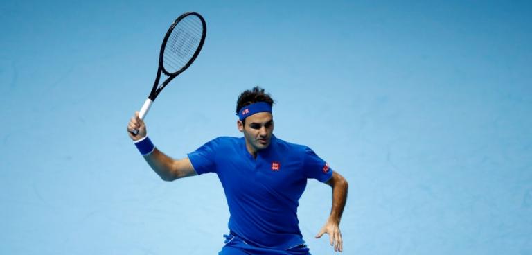 Anderson: «A forma como Federer joga aos 37 anos muda a dinâmica do ténis para sempre»
