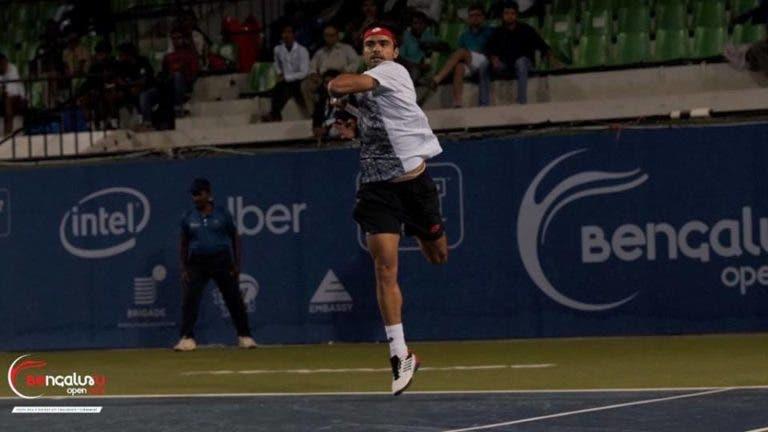 [VÍDEO] Pune: Frederico Silva vs. Brayden Schnur, em DIRETO