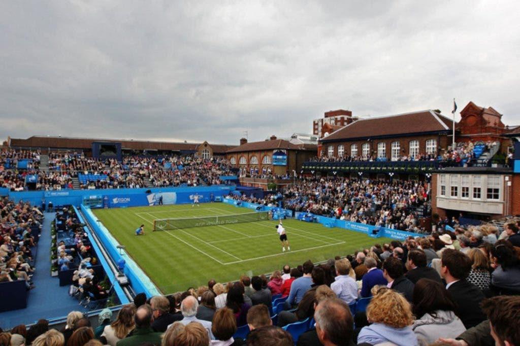 Halle e Queen's Club com transmissão integral em Portugal desde o 1.º dia