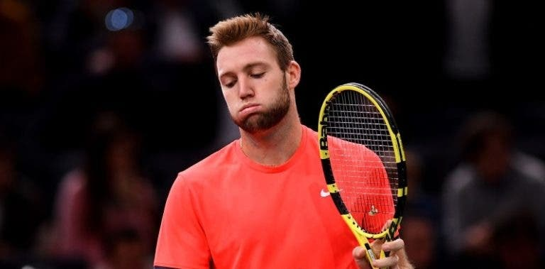 Jack Sock: «Estive perto de não voltar a jogar ténis»