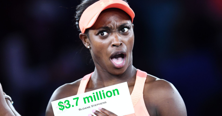 Seis tenista WTA superaram os cinco milhões de prize money em 2018