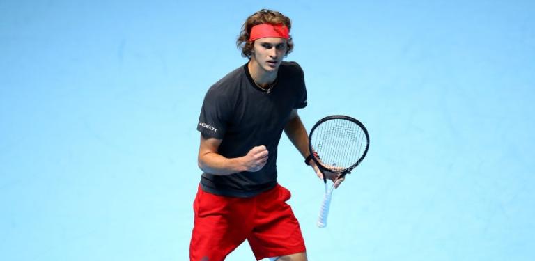 NOVO CAMPEÃO. Zverev derrota Djokovic e conquista as ATP Finals em Londres