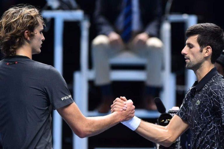 Zverev tem plano definido para a final com Djokovic