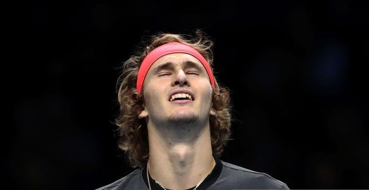 Até o diretor das ATP Finals criticou o público: «Surpreendentemente desapontante»
