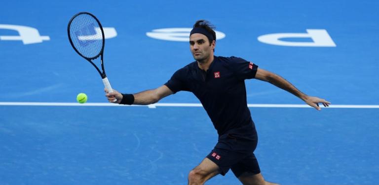 [VÍDEO] O match point de Federer frente a Zverev após exibição de gala