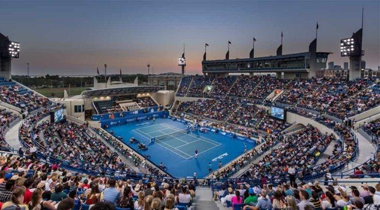 Abu Dhabi oferece (muitos) milhões para receber ATP Finals de 2021