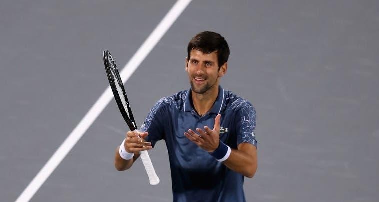 Djokovic despacha Khachanov e joga final com Anderson