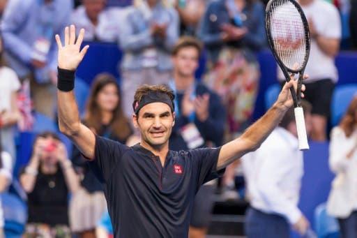 Federer e o encontro com Serena: «O jogo vai ser dia 1 de janeiro… vamos ver como é que me sinto»