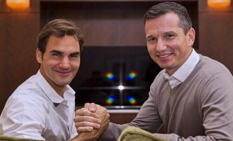 Diretor de Roterdão lamenta não ter Federer mas assegura contar com a melhor esquerda a uma mão