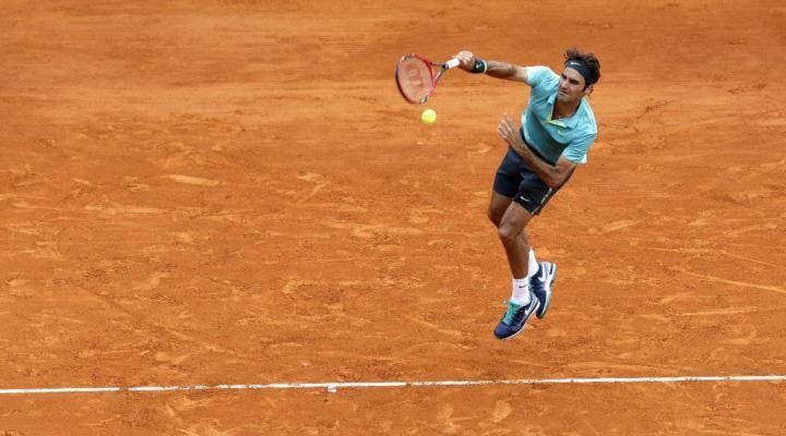 Federer: «Não quero jogar muito em terra batida porque o meu grande objetivo é a temporada de relva»